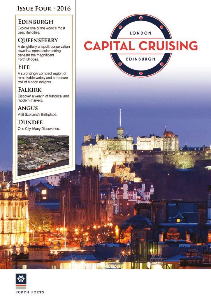 thumbnail of Cruise Magazine 2016