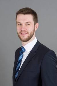 Ryan Porteous, Harbour Master, Dundee