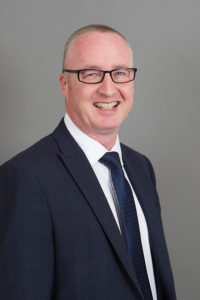 Stuart Wallace, Chief Operating Officer